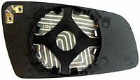 Элемент зеркала OPEL Zafira B (06-09) левый асферический с обогревом