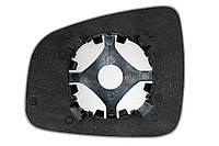 Элемент зеркала RENAULT Duster (10- ) правый асферический