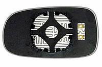 Элемент зеркала SAAB Sport Sedan (03-10) правый асферический с обогревом
