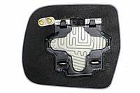 Элемент зеркала TOYOTA Highlander I (01-07) правый асферический с обогревом