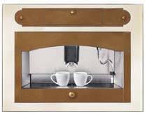 Вбудована кавоварка Restart ELF062C