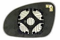 Элемент зеркала VOLKSWAGEN Sharan (04-09) правый асферический с обогревом