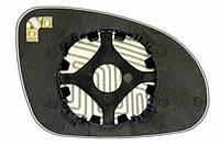 Элемент зеркала VOLKSWAGEN Sharan (04-09) левый асферический с обогревом