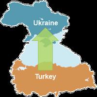 Морские перевозки сборных грузов Турция - Украина ( Ltl )