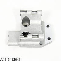 Кронштейн компрессора кондиционера для Chery Amulet (A15) - Чери Амулет - A11-3412041, код запчасти A11-3412041