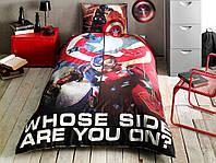 Набор детского постельного белья TAC Captain America Movie