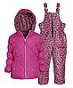 Демисезонный раздельный комбинезон Pink Platinum(США) для девочки 3-6лет