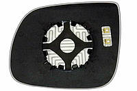 Элемент зеркала AUDI Q5 (08- ) правый сферический с обогревом