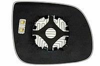 Элемент зеркала AUDI Q5 (08- ) левый асферический с обогревом