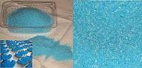 Посыпка сахарные кристаллы голубые 20г