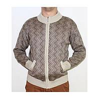 Кофта плотная вязка для мужчин р. L-XL   арт. №13-1 Турция