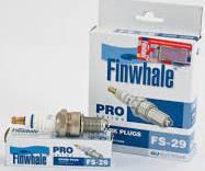 Свеча зажигания серия PRO ВАЗ 2101-2107, 2121 FS29 (пр-во FINWHALE)