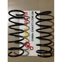 Пружина передней подвески для Chery Eastar (B11) - Чери Истар - B11-2902011, код запчасти B11-2902011