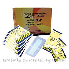 Пластырь бактерицидный, тип Лайтпор, хирургическая повязка 15х9 см