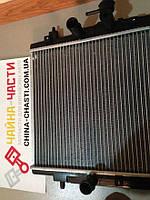 Радиатор охлаждения  WHCQ 2.4L  для Chery Eastar (B11) - Чери Истар - B11-1301110BA, код запчасти B11-1301110BA