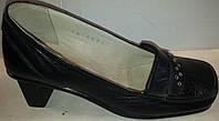 Туфли женские натуральная кожа p36 YEFIM GARAN 108 SADI