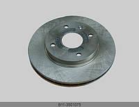 Диск тормозной передний  LPR   ITALY для Chery Eastar (B11) - Чери Истар - B11-3501075, код запчасти B11-3501075