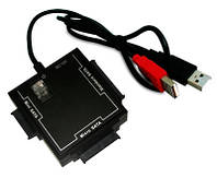 USB to IDE2.5+3.5/SATA переходник