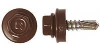 Саморіз покрівельний по металу 4,8*19 мм