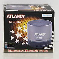 Мини-динамик FM/USB/TFcard/Bluetooth      арт. АТ 9504