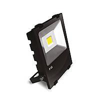 Led-прожектор Euroelectric LED COB 50W 6500K modern, фото 1