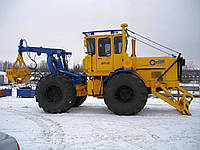 Трелевочный трактор (скиддер) МЛ-30