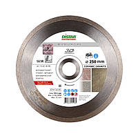 Алмазный диск Distar 1A1R Bestseller Ceramic granite 250 мм (гранит, мрамор, керамическая плитка)