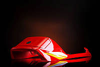 Пластик сиденья MINSK-VIPER 125-150 красный