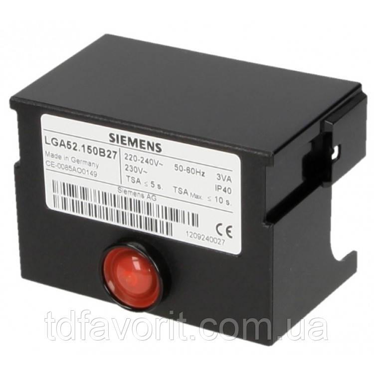 Siemens LGA52.150 B27