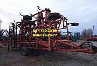 Культиватор прицепной Agroland K-10. (13,4м). (Б/У)