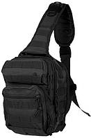 "Рюкзак однолямочный Sturm Mil-tec ""ONE STRAP ASSAULT PACK SM"" Black (14059102)"