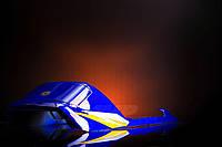 Пластик сиденья Minsk-Sonic 125/150 синий