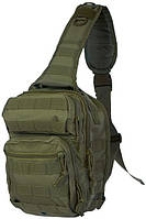 "Рюкзак однолямочный Sturm Mil-tec ""ONE STRAP ASSAULT PACK SM"" Olive (14059101)"