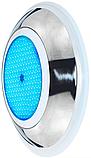 Прожектор светодиодный Aquaviva LED002–252LED (18 Вт) RGB (нержавеющая сталь) под бетон / лайнер , фото 2