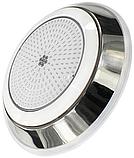 Прожектор светодиодный Aquaviva LED002–252LED (18 Вт) RGB (нержавеющая сталь) под бетон / лайнер , фото 3