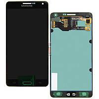 Дисплей Samsung A700F Galaxy A7, A700H Galaxy A7, синий, с тачскрином