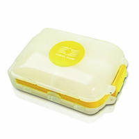 Контейнер GoBox мини, желтый GoBox mini container, yellow (70218)