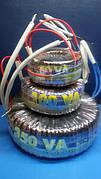 Тороїдальні трансформатори