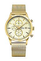 Часы Pierre Ricaud PR 97201.1111CH кварц. браслет Chronograph