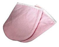 Махровые рукавички для парафинотерапии,2шт.