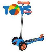 Трехколесный скутер «HOT WHEELS» , Т57616