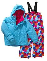 Зимний комбинезон Iceburg для девочки