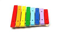 Ксилофон деревянный 8 тонов