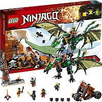 Конструктор LEGO Ninjago Зелений дракон NRG 70593