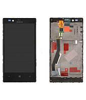 Дисплей Nokia 720 з сенсором в рамці