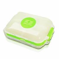 Контейнер GoBox мини, зеленый