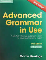 Advanced Grammar in Use 3rd Edition with answers (с ответами)