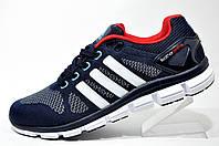 Беговые кроссовки Adidas Climacool Feather Prime, Dark Blue\Red