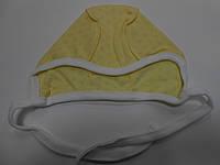 Шапочки летние на завязках для малышей (35 - 46)