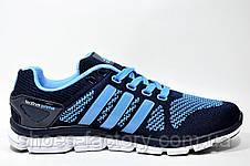 Беговые кроссовки Adidas Climacool Feather Prime, Dark Blue\Turquoise, фото 3
